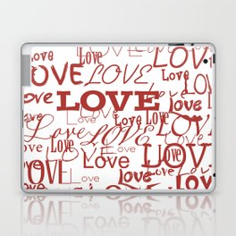 Love, love, love! Laptop & iPad Skin