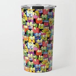 Crazy Boxes Travel Mug