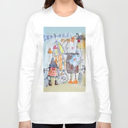 Don't forget to smile! Long Sleeve T-shirt