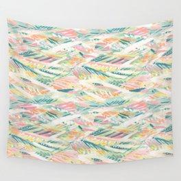 Fiesta de Plumas Wall Tapestry