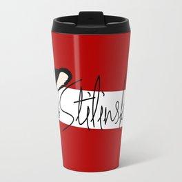 Team Human: Stilinski  Travel Mug