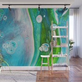 Stream Wall Mural
