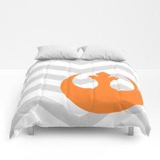 Star Wars Rebel Alliance Chevrons Comforters