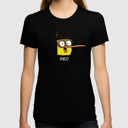 Bird and Squirrel on Ice! T-shirt