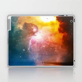 The Totality Of Existence Laptop & iPad Skin
