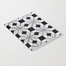 Silver Snow Notebook