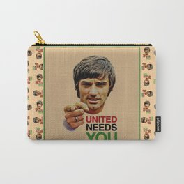 manchester united legend Carry-All Pouch