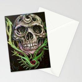 CRÁNEOS 12 Stationery Cards