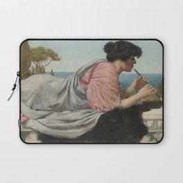 John William Godward - The Melody Laptop Sleeve