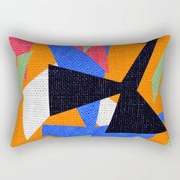 Deko Art Rectangular Pillow