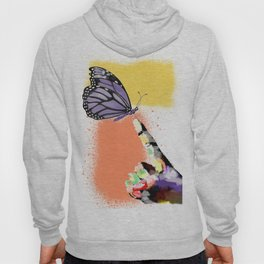 Come here sweet butterfly Hoody