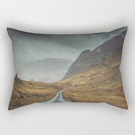 When the sky fall Rectangular Pillow