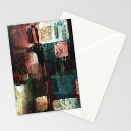 Squares #3 Stationery Cards