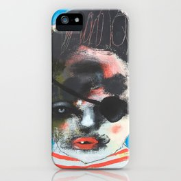 Ship o'hoi by Marstein iPhone Case