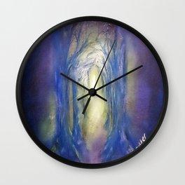 Enlightened Path Wall Clock
