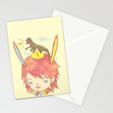 CROWN NEST - GOZILLA KING 고질라킹 Stationery Cards