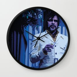 Oliver Bird 2 Wall Clock