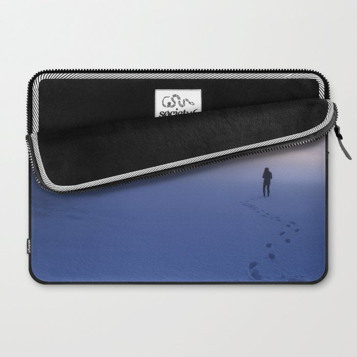 and I'm gonna stay until winter is gone Laptop Sleeve