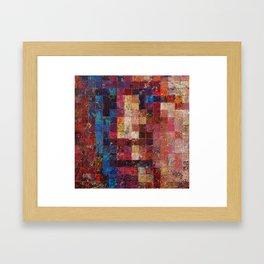 Self Portrait #2 Framed Art Print