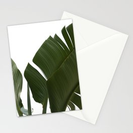 Travellers Palm Leaves 06 Stationery Cards