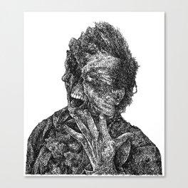videodrome Canvas Print