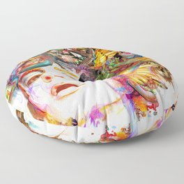 Shedding Floor Pillow