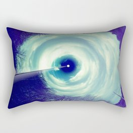 beam me up. Rectangular Pillow