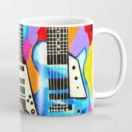 Fancy Guitars Coffee Mug