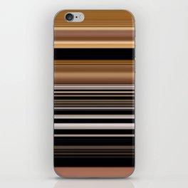 stripes 229 iPhone Skin