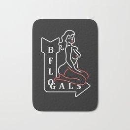BFLO GALS Bath Mat