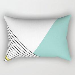 MINIMAL COMPLEXITY Rectangular Pillow
