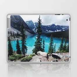 Lake Moraine Alberta Laptop & iPad Skin