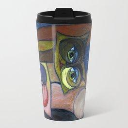 Love and Fear Travel Mug