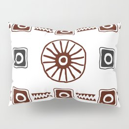 Ancestral Ornament 1A Pillow Sham