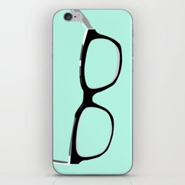 Ira Glasses iPhone Skin