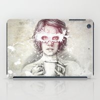 milk iPad Cases featuring Milk by Anna Sun