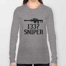 1337 SNIPER Long Sleeve T-shirt