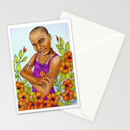 Nsoromma, Child of the Heavens Stationery Cards