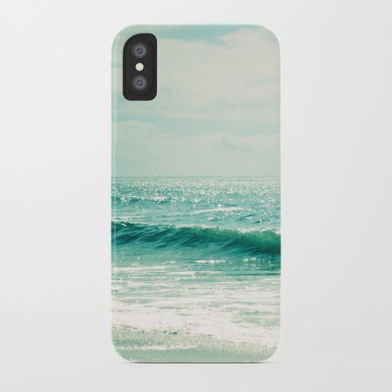 Sea of Tranquility... iPhone Case