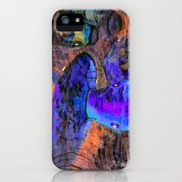 Little Koi Blue iPhone Case