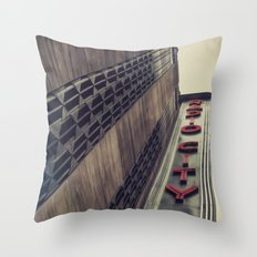 City New York Throw Pillow