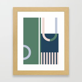 The Introduction Series #03 Framed Art Print