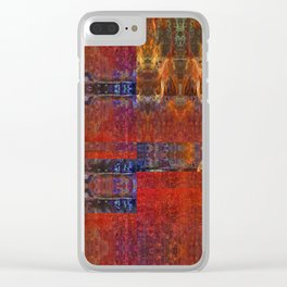 Zappa-c Clear iPhone Case