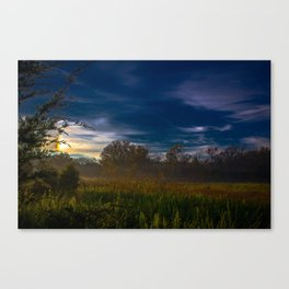 Tennesse Sunrise Canvas Print