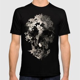 Spring Skull Monochrome T-shirt