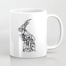 Angel Caido Coffee Mug