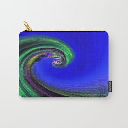"""Night Wave"" Photograph Carry-All Pouch"