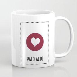 I Love Palo Alto Coffee Mug