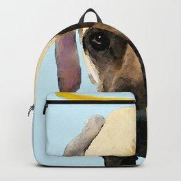 Great Dane Art - I Didn't Do It Backpack