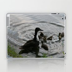 Bath Time Laptop & iPad Skin